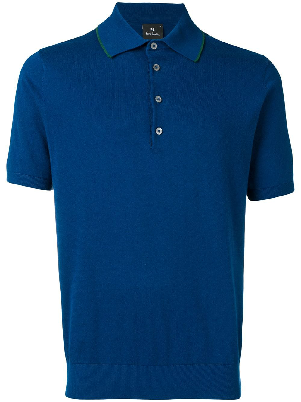 ba84c32f2 Ps By Paul Smith Ps Paul Smith Slim-Fit Polo Shirt - Blue