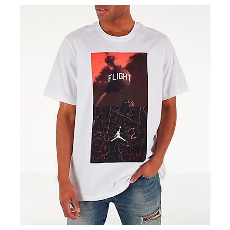 961d1c79b53e6e Nike Men s Air Jordan Retro 4 T-Shirt