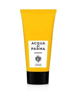 Acqua Di Parma Barbiere Pumice Face Scrub In No Color