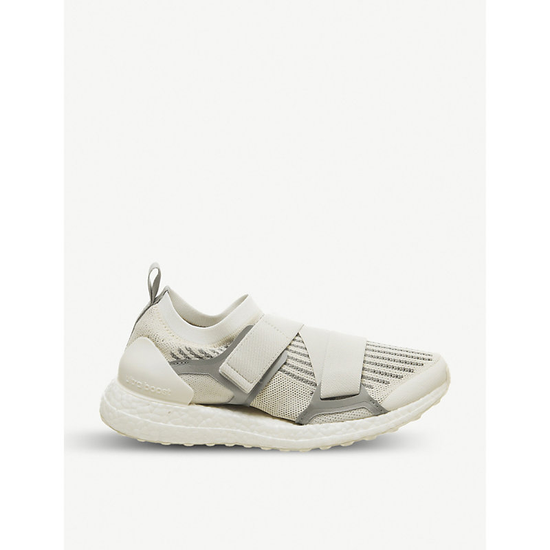 the best attitude 89c7b b9558 Adidas Originals Stella Mccartney Ultraboost X Primeknit Trainers In Chalk  White Light