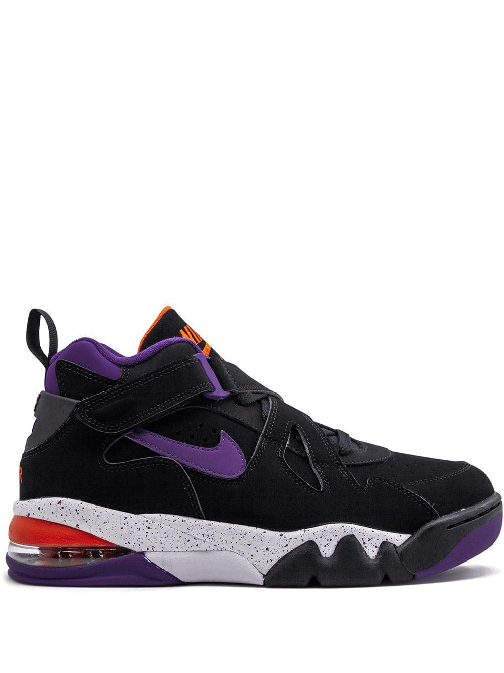 6e1c176950a9fc Nike Air Force Max Cb Sneakers - Farfetch In Black