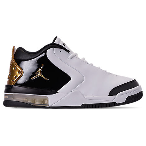 6a4f6d3be65ded Nike Men's Air Jordan Big Fund Premium Basketball Shoes, White ...