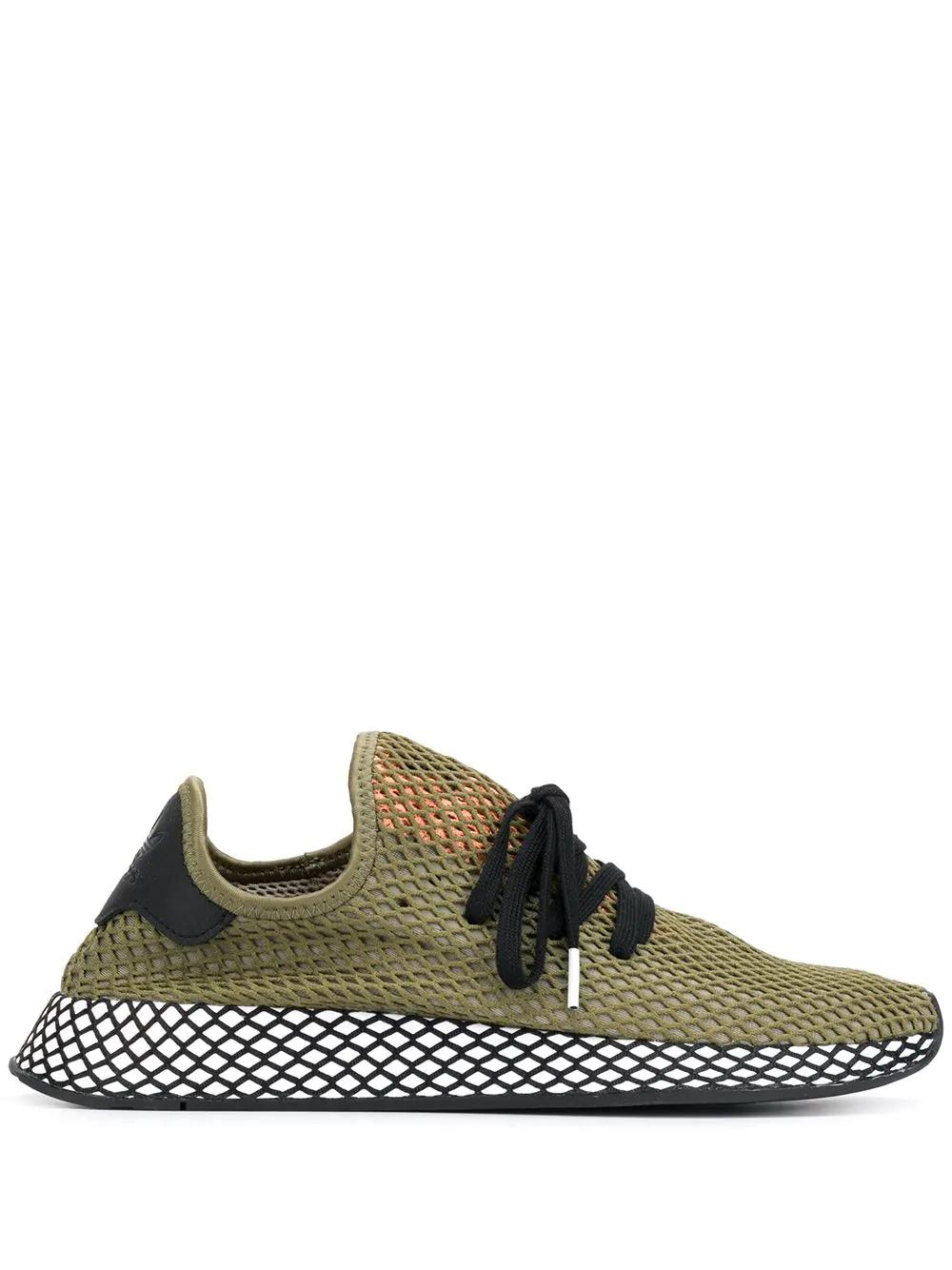 e074fa7b1e190 Adidas Originals Adidas Deerupt Runner Sneakers - Green