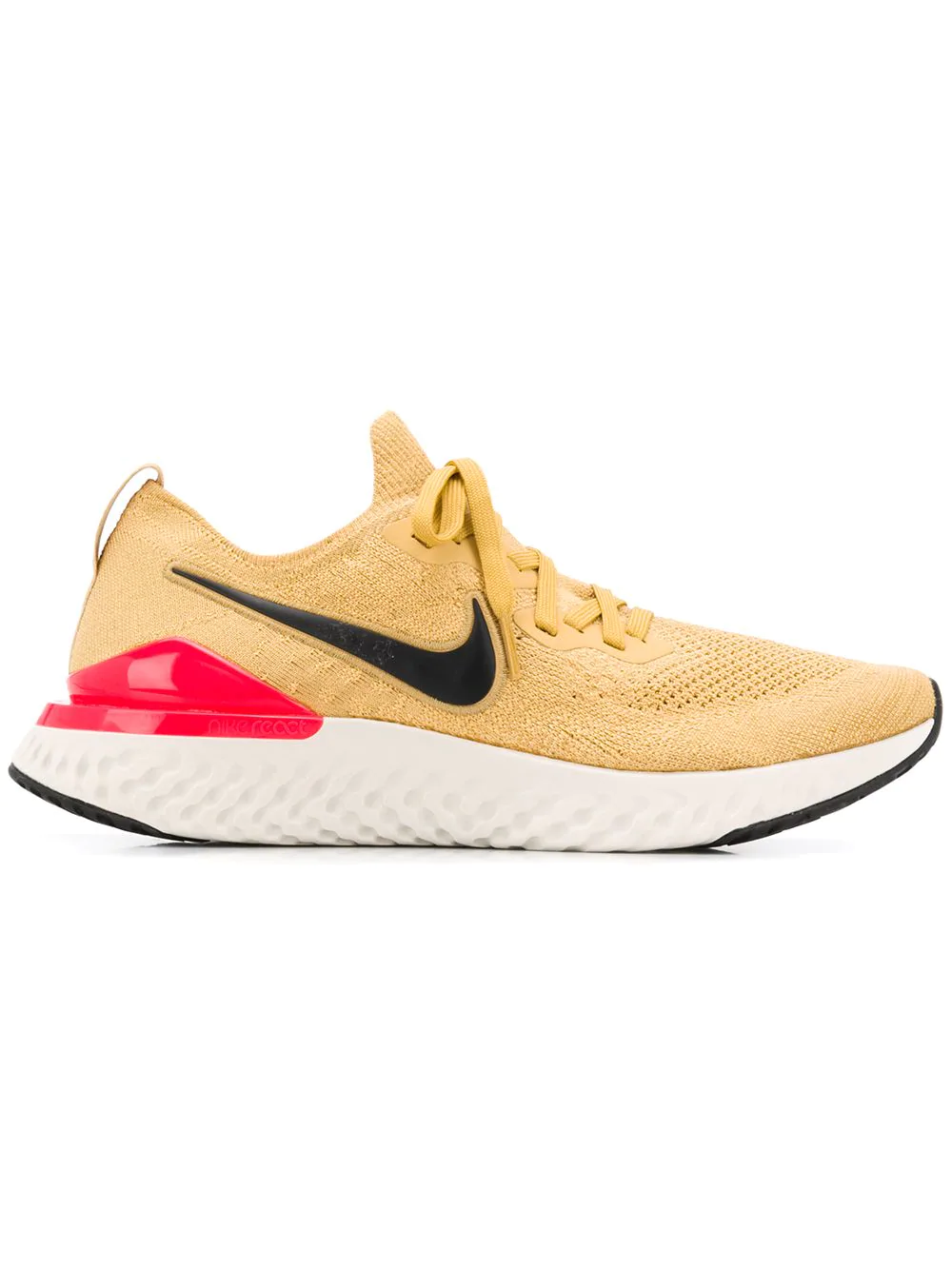 194b3ecce3c78 Nike Epic React Flyknit 2 Sneakers - Yellow