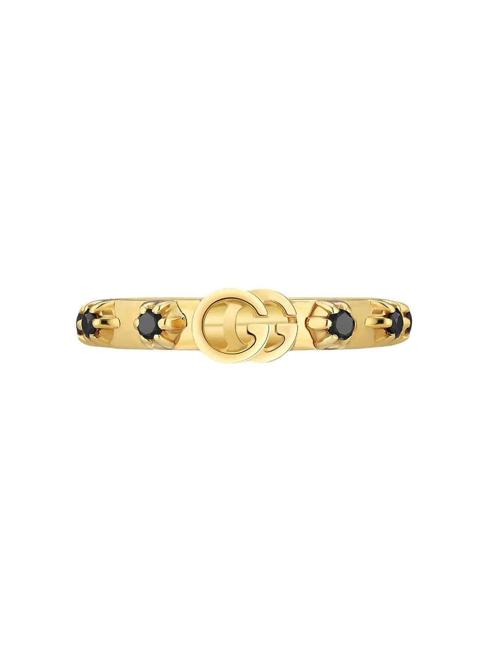 1720aa5cb1bb Gucci Gg Running Ring In Yellow Gold In 8029