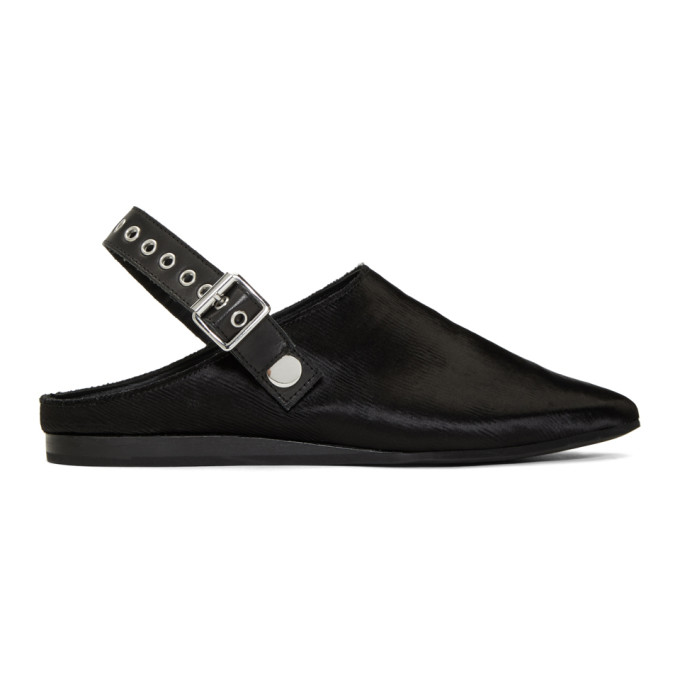 2d4eb44d15 Mcq By Alexander Mcqueen Mcq Alexander Mcqueen Black Liberty Slip-On Loafers  In 1000 -