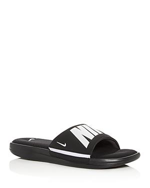 finest selection afce4 d979c Nike Men s Ultra Comfort 3 Slide Sandals, Black