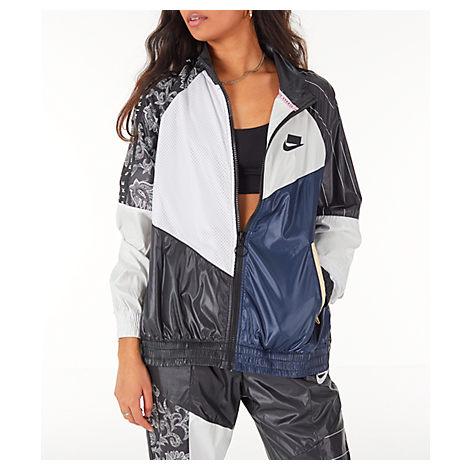 1d86e21fc Nike Women's Sportswear Nsw Track Jacket, Black | ModeSens