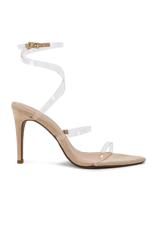 4b9cbf3243 Raye Caribbean Heel In White. In Clear | ModeSens
