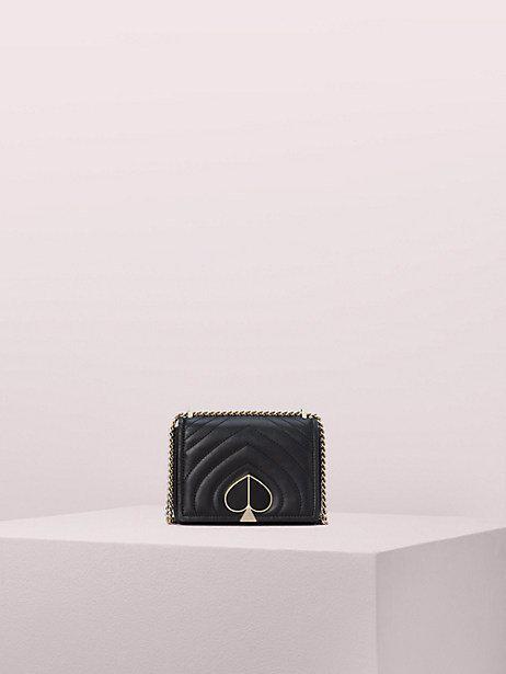 8e4a602fc7f Kate Spade Amelia Small Convertible Shoulder Bag In Black