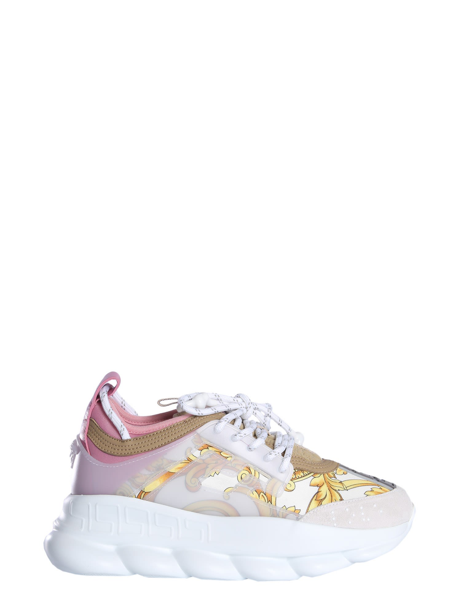 f8ac7650784 Versace Chain Reaction Printed Canvas