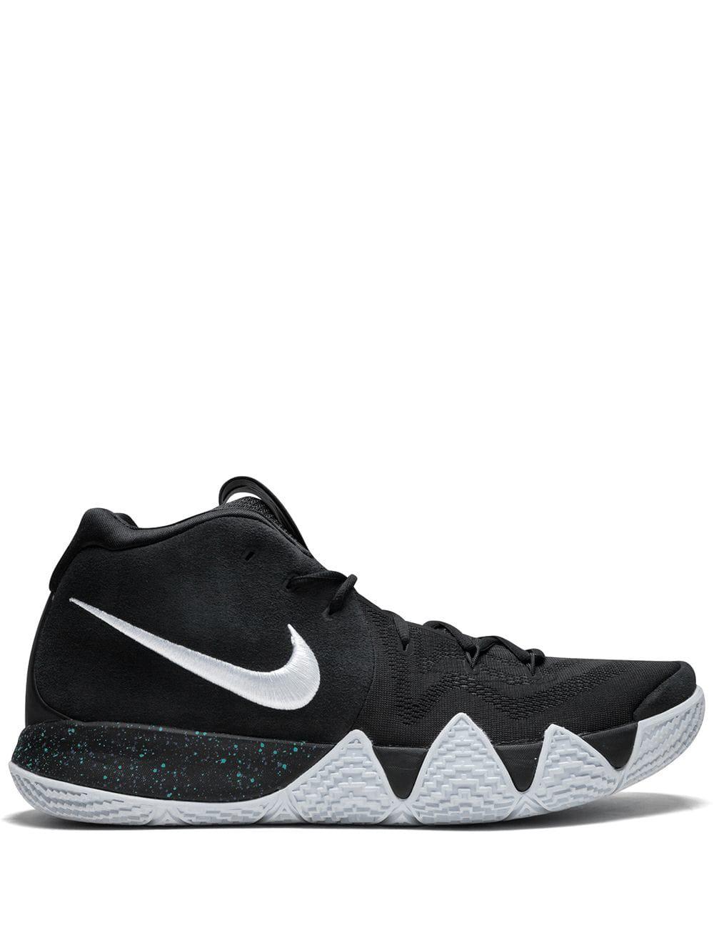 efb603f2e7ec Nike Kyrie 4 Hi-Top Sneakers - Black. Farfetch