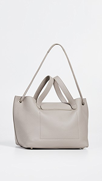 34f710189a Meli Melo Linked Thela Medium Tote In Taupe