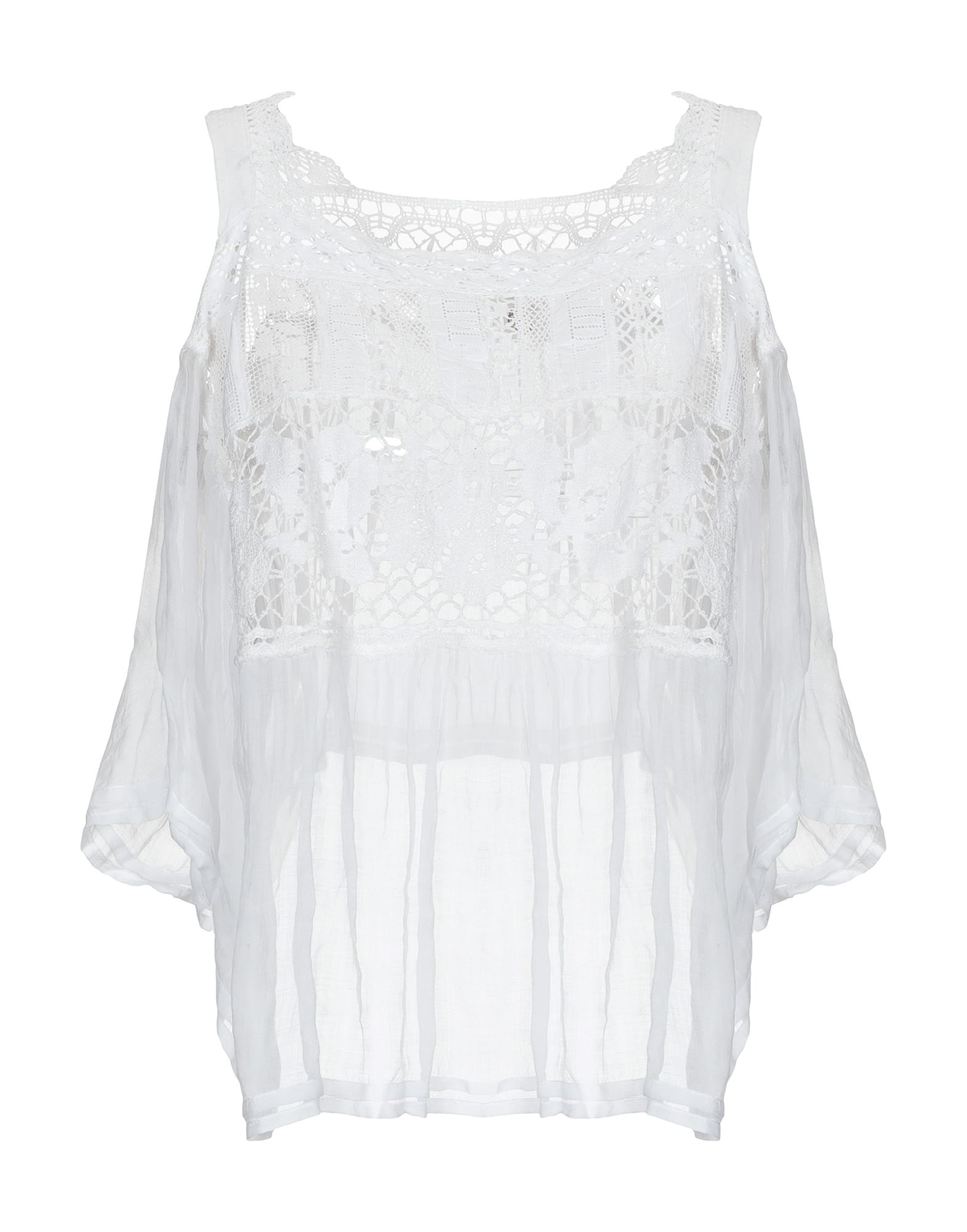 Marc Le Bihan Blouse In White