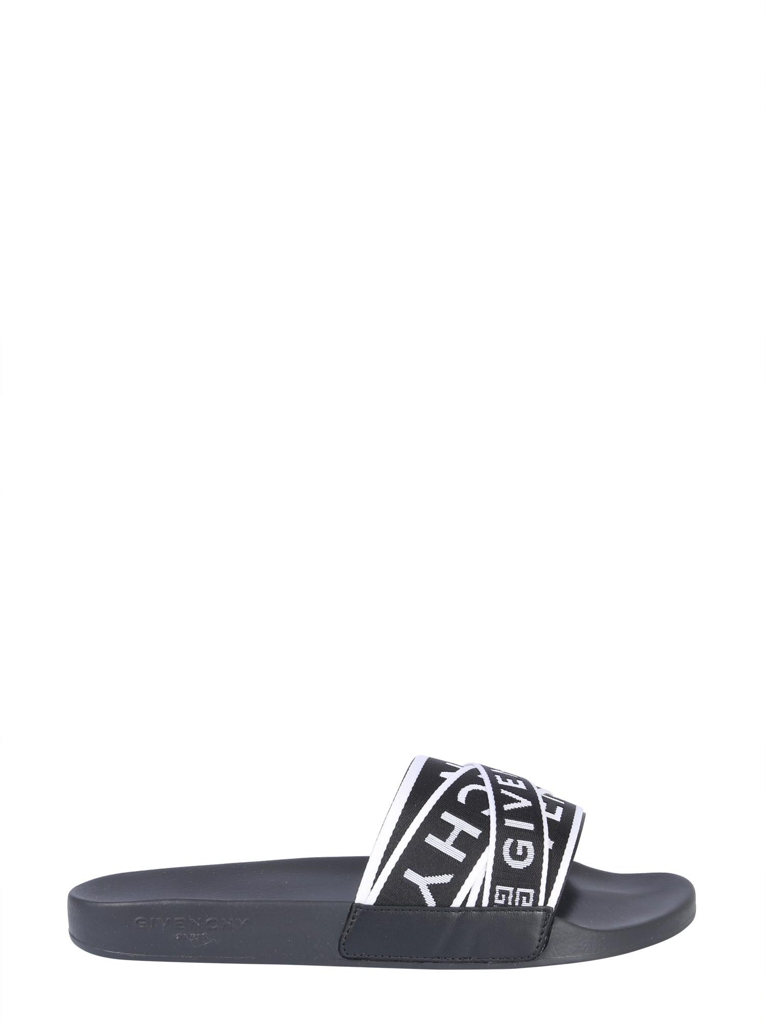 379ef3704be Givenchy Logo-Jacquard Webbing