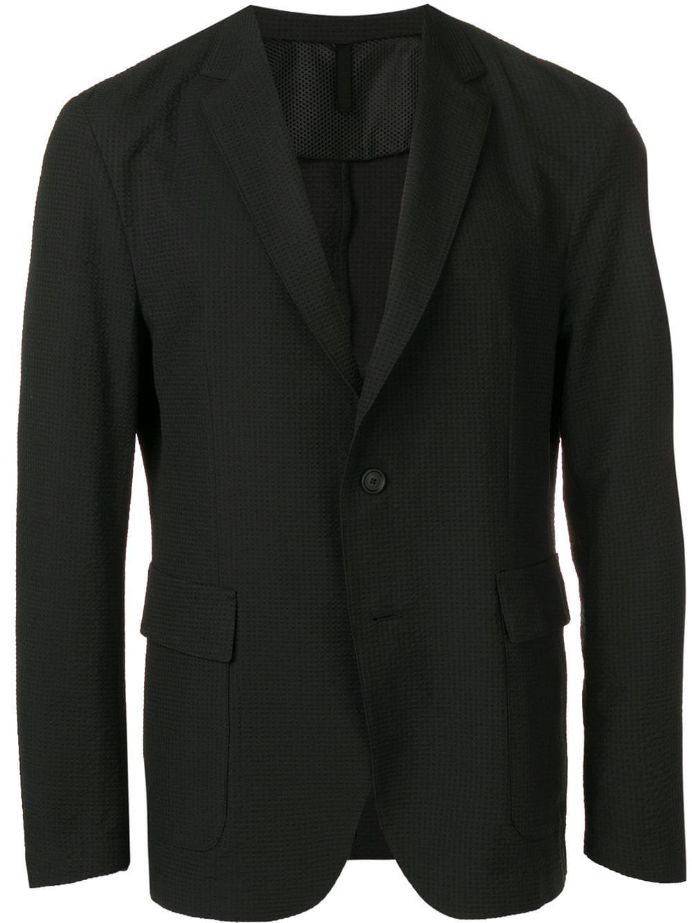 c61ab4194 Boss Hugo Boss Tailored Fitted Blazer - Black | ModeSens