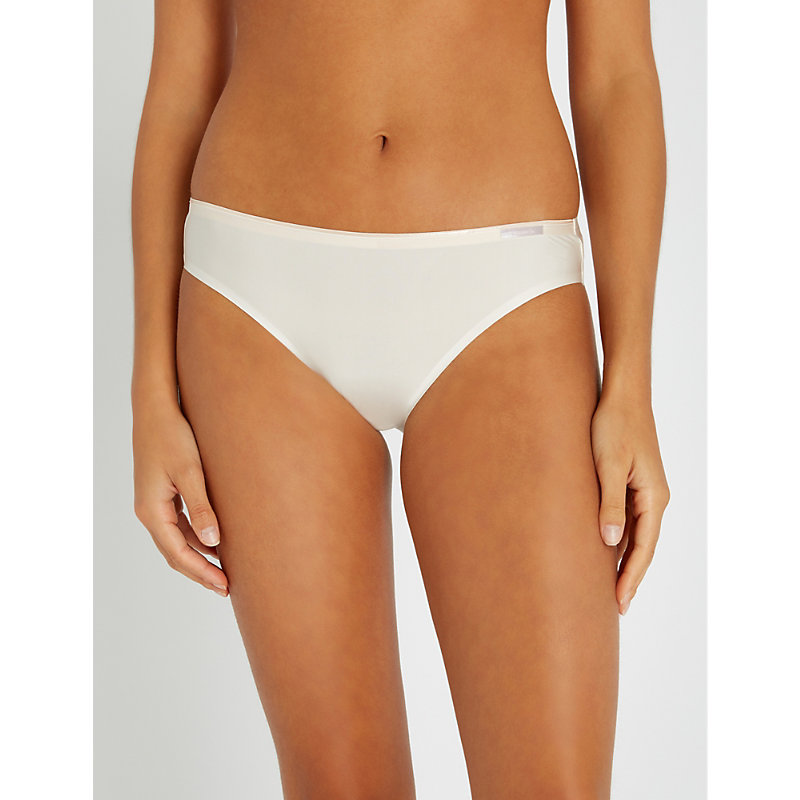 3b85ee6e80da Chantelle Absolute Invisible Stretch-Jersey Briefs In 0Nl Pearl ...