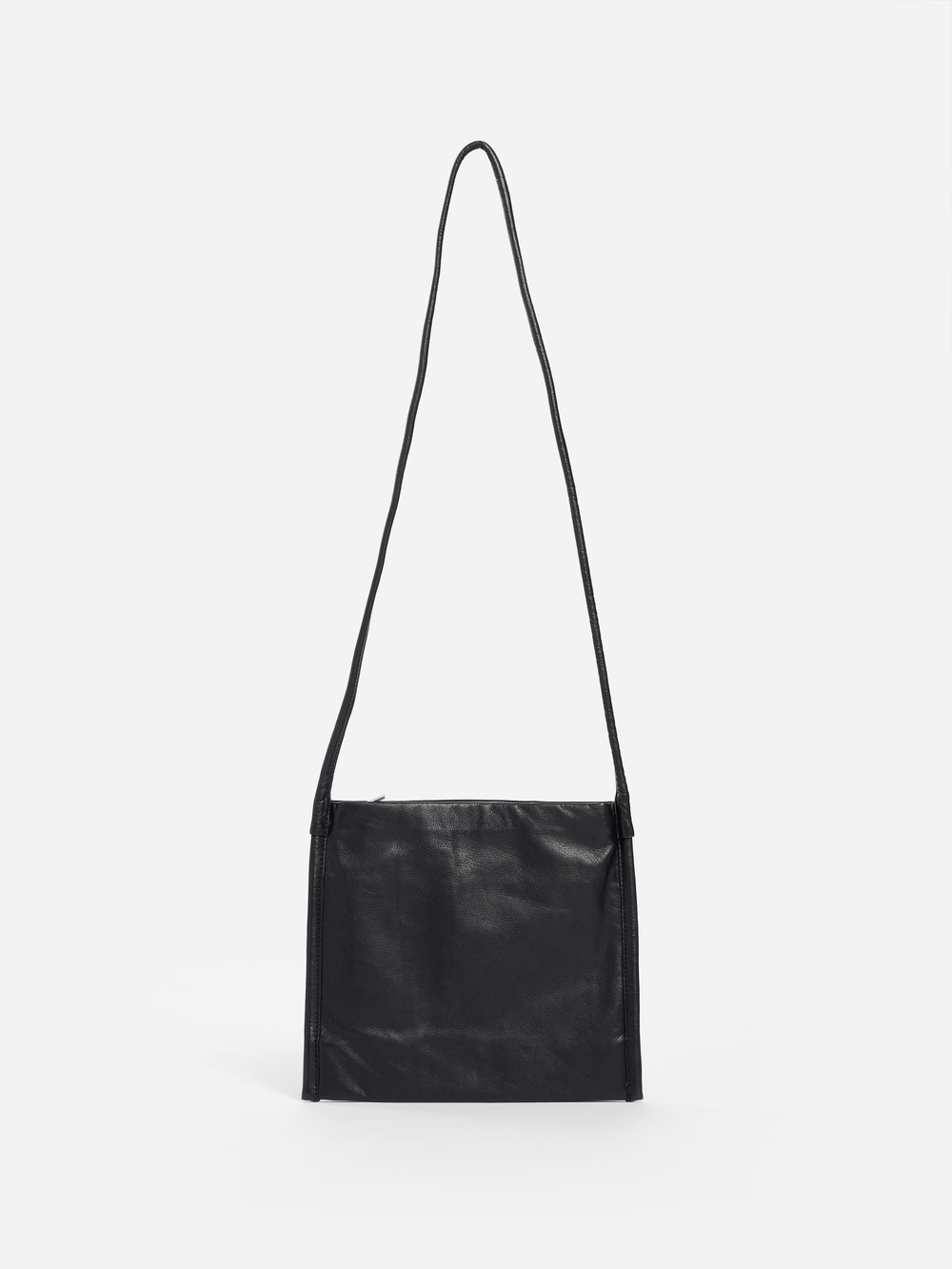 2916ecabd9 Yohji Yamamoto Women s Black Sacoche Shoulder Bag