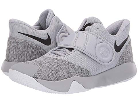 competitive price e1212 a56ed Nike Men s Kd Trey 5 Vi Basketball Sneakers From Finish Line In Wolf Grey  Black