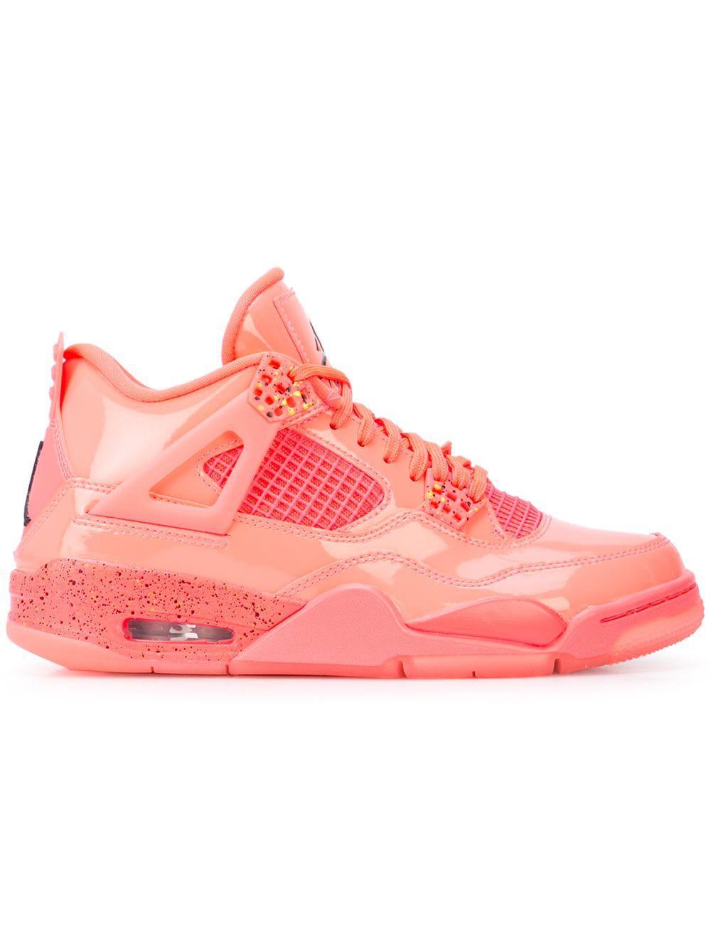 half off 250f4 7a608 Nike Air Jordan 4 Sneakers - Pink