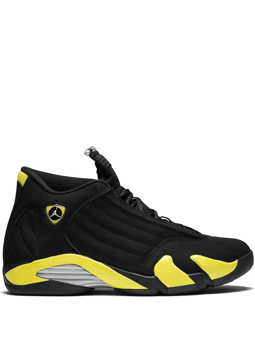 bfa02a2b669686 Jordan Air 14 Retro Sneakers - Black. Farfetch