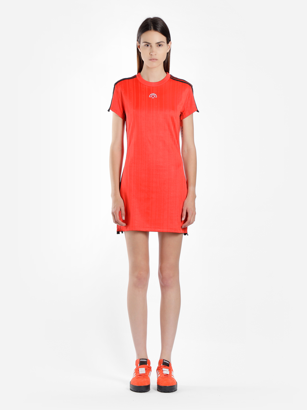 20dbf2391a2 Adidas Originals By Alexander Wang Adidas By Alexander Wang Dresses In Red