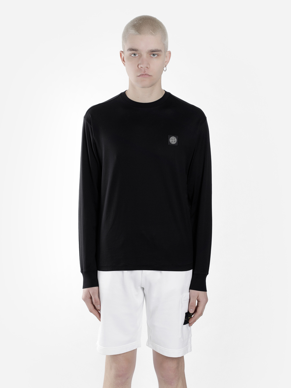 2b8bc1a6 Stone Island T-Shirts In Black | ModeSens