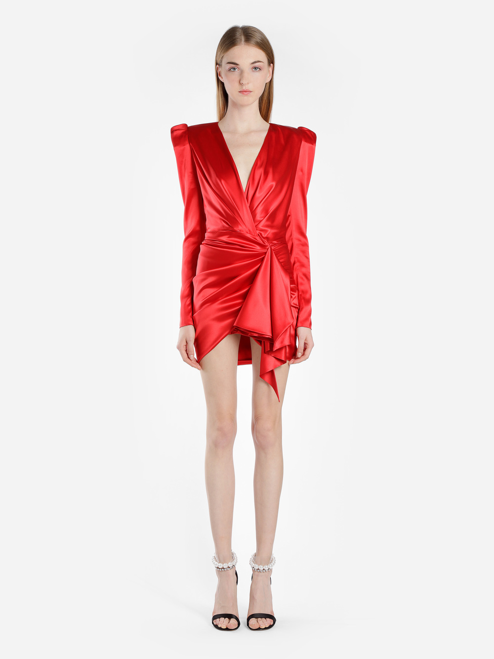 32627afb8b Alexandre Vauthier Dresses In Red