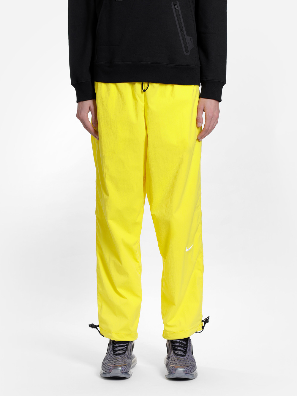 abc353e07cf7 Nike Trousers In Yellow
