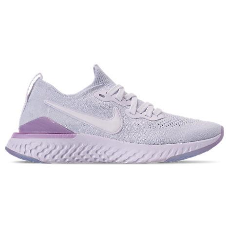 8b5c8db611281 Nike Women's Epic React Flyknit 2 Running Shoes, Pink/White   ModeSens