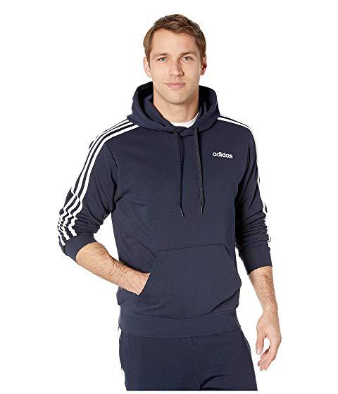 9dfc2a5b7825 Adidas Originals Essentials 3-Stripes Pullover French Terry