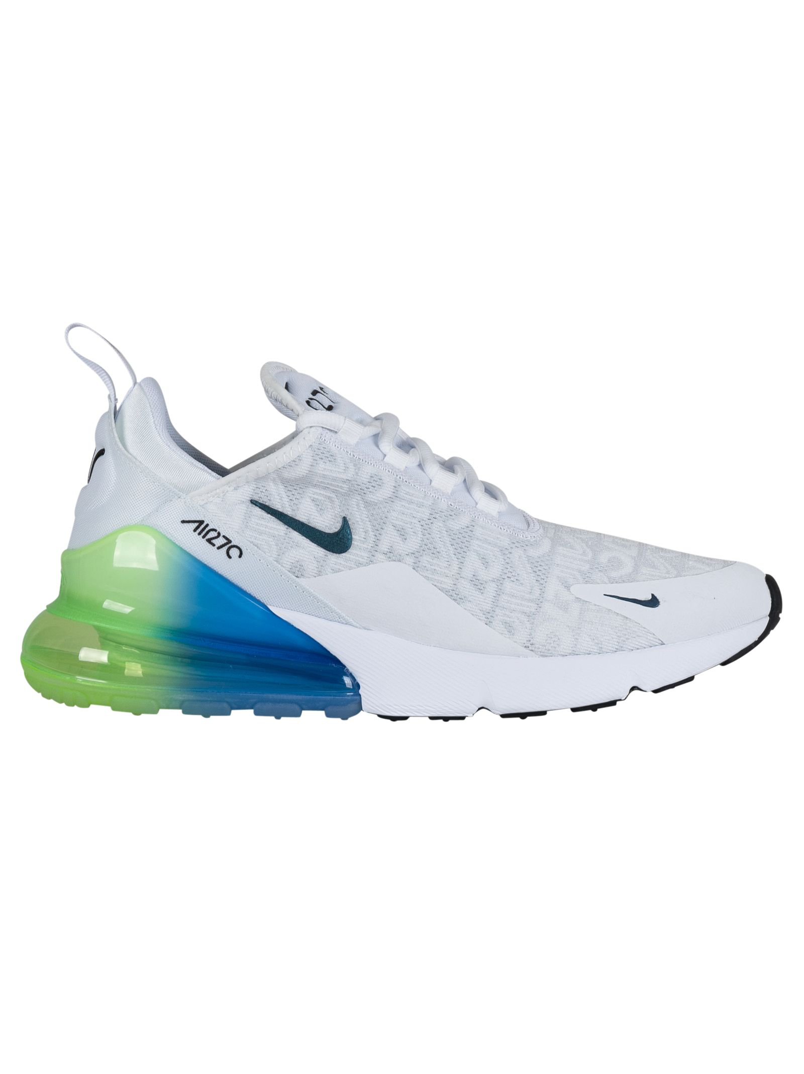 bfbbcded Nike Men's Air Max 270 Se Casual Shoes, White | ModeSens
