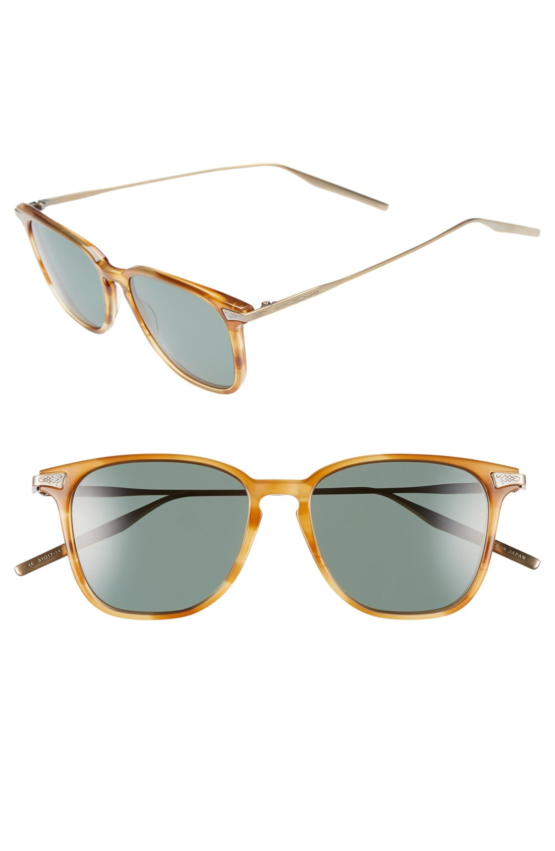 0f9e2226802d4 Salt. Ridgeway 51Mm Polarized Sunglasses - Sienna  Grey