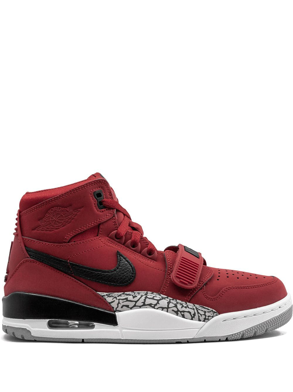 on sale f8bcf ed187 Jordan  Air Legacy 312  Sneakers - Rot ...