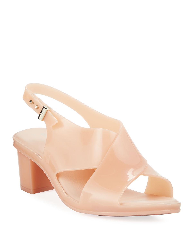 f8f91dd1736 X Jason Wu Jamie Cross Strap Slingback Sandal in Pink