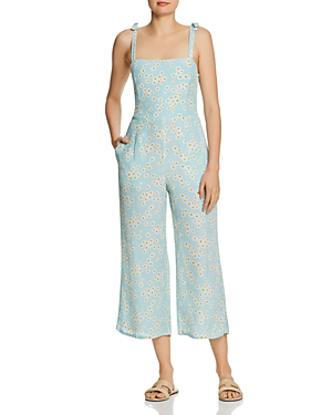 077e9ced7aa Faithfull The Brand Frankie Daisy Print Jumpsuit In Zhoe Floral Print