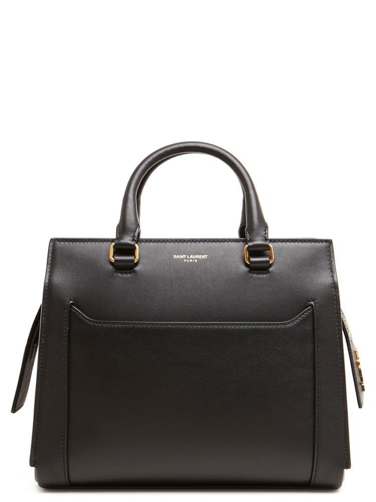d5e7aca2c645a Saint Laurent Eastside Small Tote Bag In Black