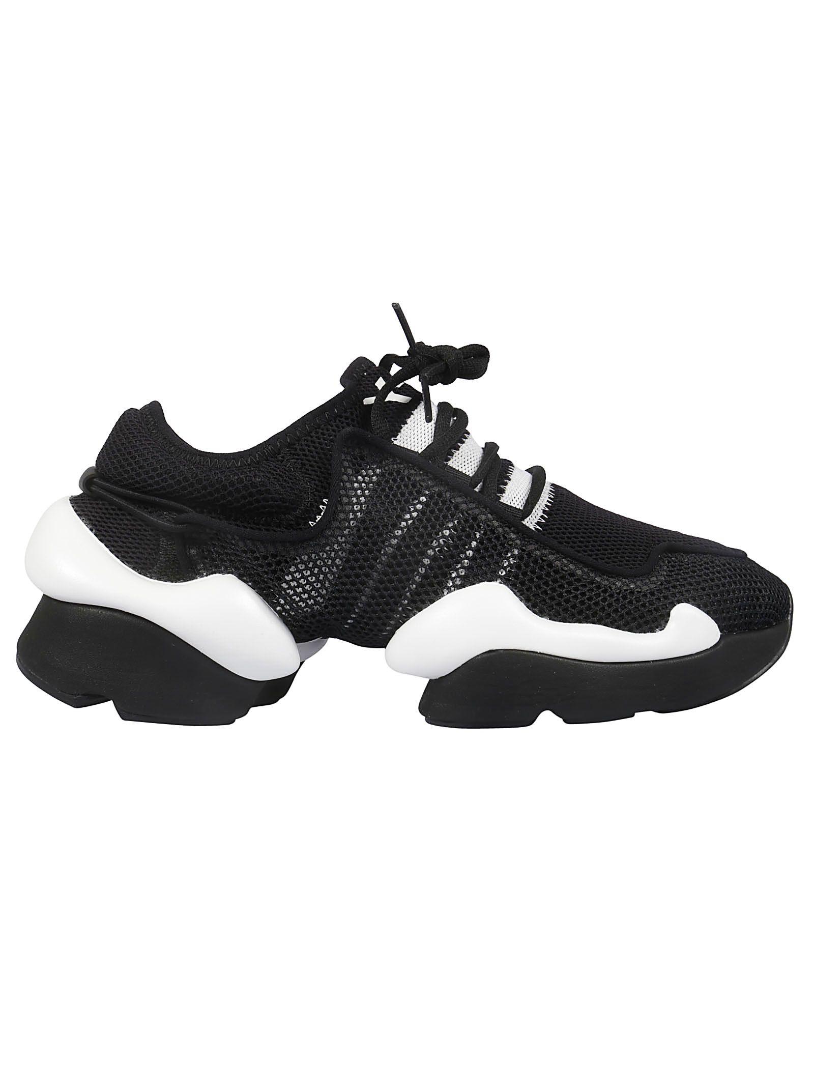 94eda608746cf Y-3 Kaiwa Pod Mesh Sneakers - Black