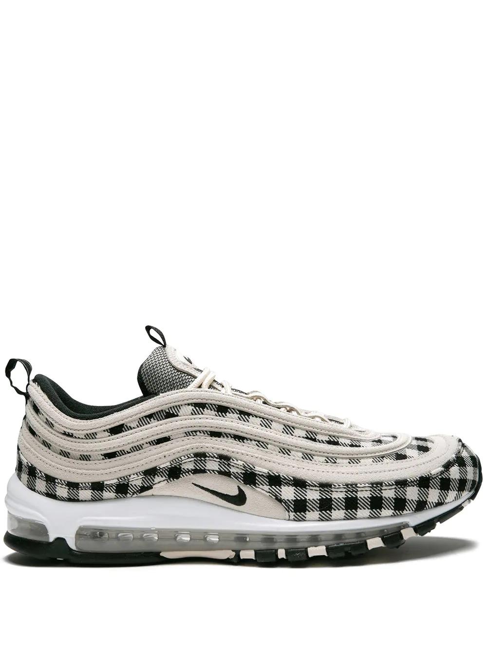 f13a0cd366 Nike Air Max 97 Premium Sneakers - White | ModeSens