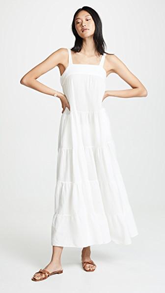 17bee019e9432 9Seed Sayulita Dress In White | ModeSens