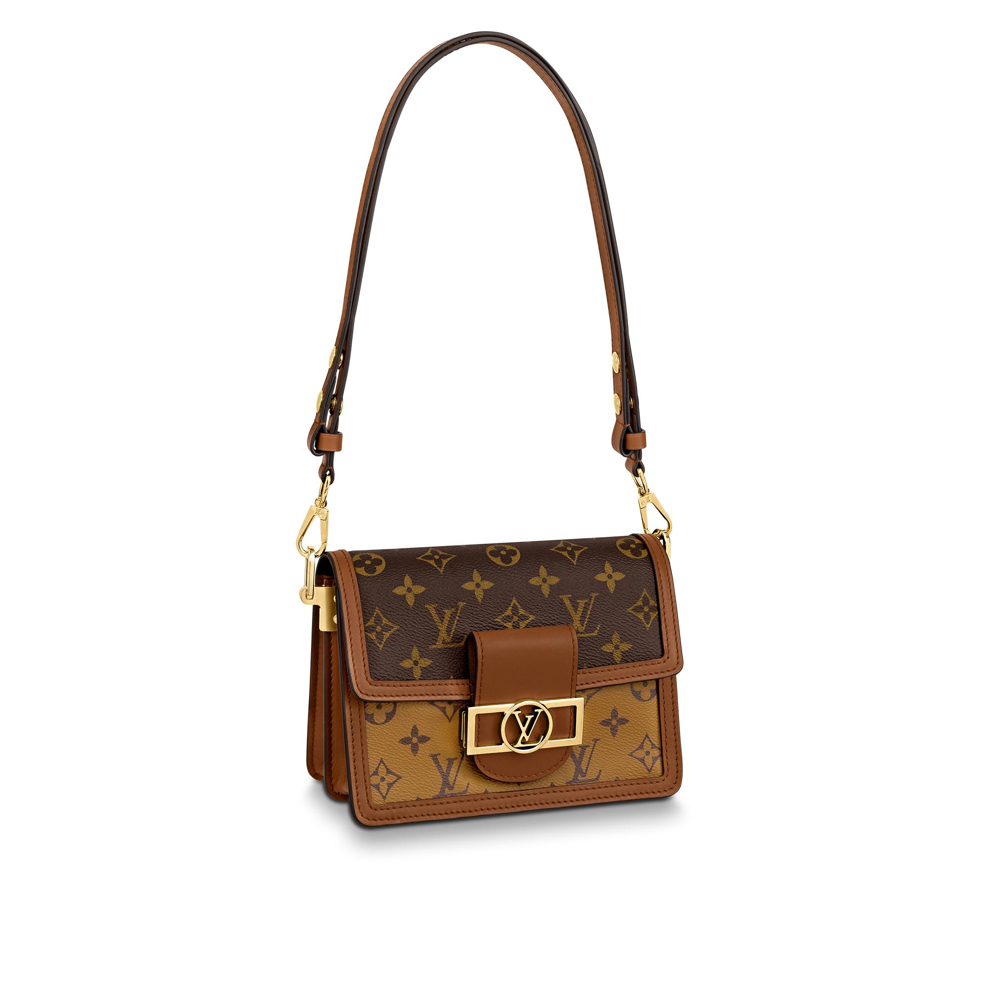 ae6eeff7f2dc Louis Vuitton Mini Dauphine In Monogram