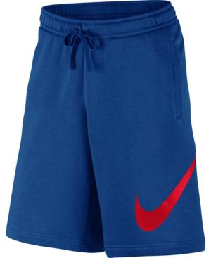 3b76d4e435 Nike Men's Club Fleece Sweat Shorts In Indigo Force | ModeSens