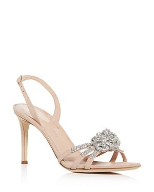 47a84e5099c Giuseppe Zanotti Women s Embellished Slingback High-Heel Sandals In  Sunkissed