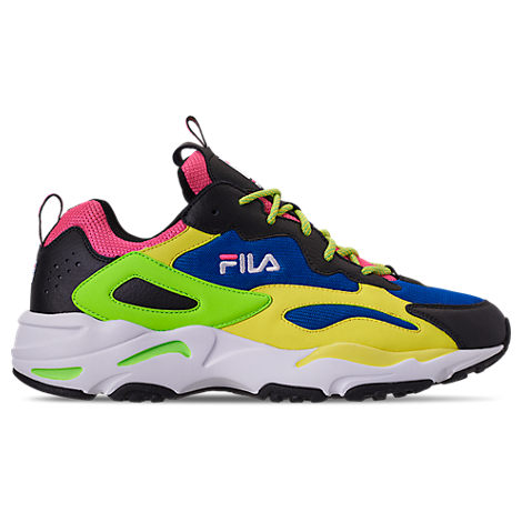 9d3f705549f0 Fila Men s Ray Tracer 90S Qs Casual Shoes