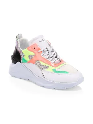 Mesh High a t Pop Leatheramp; In Top LaserModesens Sneakers eFuga D c3jq4LS5RA