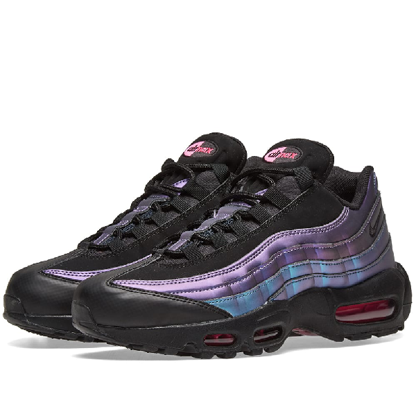 buy popular 86ee9 eef7f Nike Air Max 95 Premium 'Northern Lights' in Black