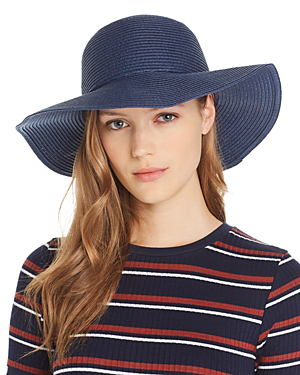 fbee7c82 August Hat Company Floppy Sun Hat In Navy | ModeSens