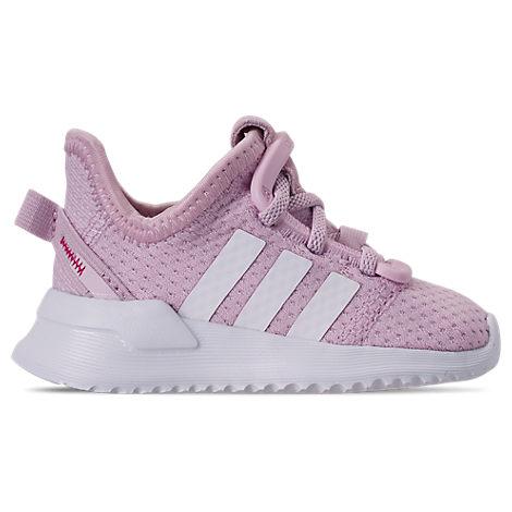9325b41432a9f Adidas Originals Girls' Toddler U Path Run Casual Shoes, Pink | ModeSens