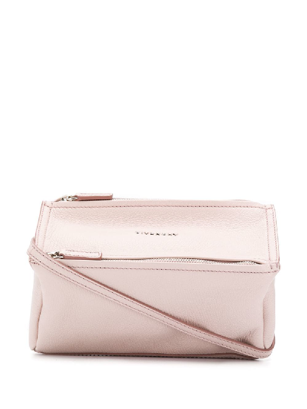 4a6998ac56 Givenchy 'Mini Pandora' Sugar Leather Shoulder Bag In Pink | ModeSens