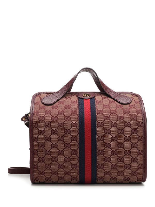 adfca9bfb53 Gucci Ophidia Mini Duffle Bag In Multi. CETTIRE